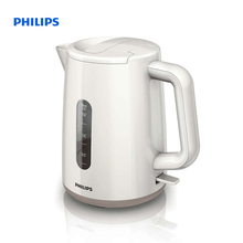 Philips Daily Collection Kettle 1.6 L 2400 W Water level indicator White beige Hinged lid HD9300/00