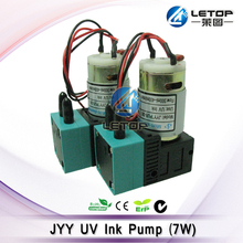 High quality!!! Uv  printer jyy 24v 7w uv small ink pump for uv ink Flat printer