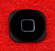 For Apple iPod Touch 5 5th Generation Home Button Key White Black 10pcs/lot