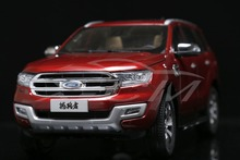 Diecast Car Model Ford Everest Titanium SUV U375 1:18 (Red) + SMALL GIFT!!!!!!!!!