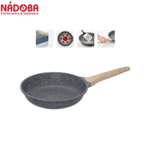 Frying pan with non-stick coating 24 cm NADOBA series MINERALICA