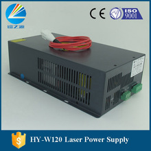 high quality stabilizer working voltage 100W co2 laser tube/laser cutter power supply