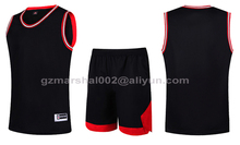 Free shipping 2016 New Arrival Custom Basketball Jerseys breathable sleeveless set
