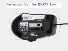 3M Mouse Skates pads Mouse Feet mice glide for ROCCAT TYON All Action Multi-Button Gaming Mouse 0.6mm 2sets/pack