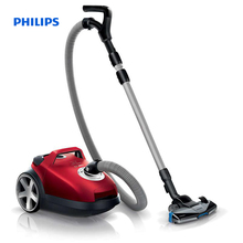 Philips PerformerPro Vacuum cleaner with bag with TriActive+ nozzle 2200W AirflowMax technology HEPA 13 filter Animal FC9199/01