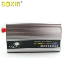 USB 1000W DC 24V to AC 220V Modified Sine Wave Car Power Inverter Convert  DOXIN
