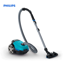 Philips Performer Compact Vacuum cleaner with bag 2000 W AirflowMax technology ExtraClean nozzle Animal FC8389/01