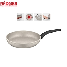 Frying pan with non-stick coating 28 cm NADOBA series MARMIA