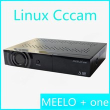 High-grade x solo mini 2 Satellite Receiver 750 DMIPS Processor Linux Operating System DVB-S2 MEELO one Support YouTube Cccam