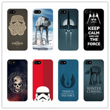Star Wars Game Of Thrones case for Samsung Galaxy s5 s6 s7 edge s4 Phone Cover for iphone 5s 5 6 6s 7 plus 5c BB-8 cases(China)