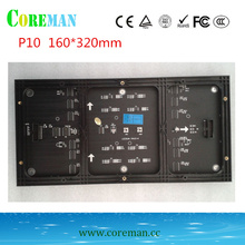 BULK quantity price p10 module p10 smd led panel wall led tv p10 p3.91 indoor outdoor hd ph10mm led big screen xxx photo(China)