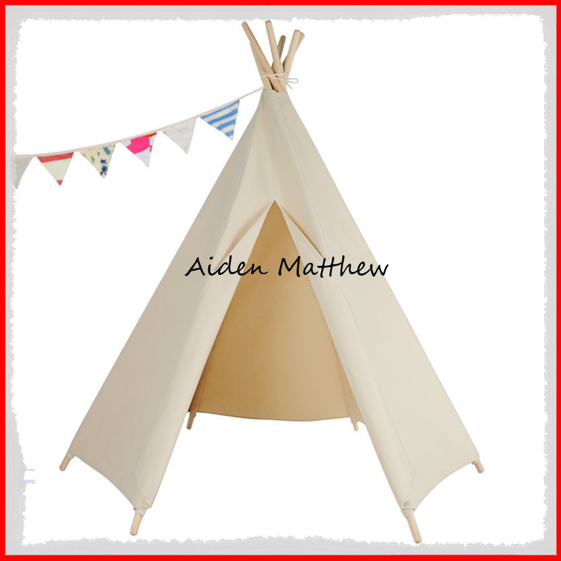 Hot Sale Eco Friendly Canvas Teepee Cotton Canvas<br><br>Aliexpress