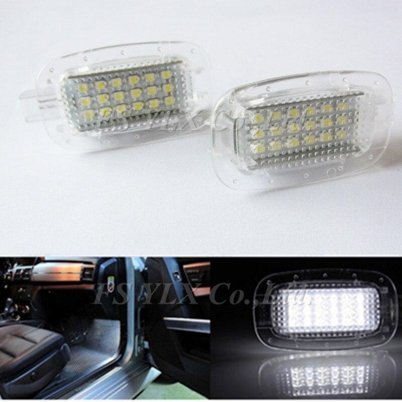 LED Courtesy Lamp Door Lights for Mercede s Benz W204 W216 W217 W212 W221,W245 5D,Smart Fortwo 2D,C197 2D,X164 5D<br><br>Aliexpress