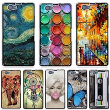 Soft TPU Case For Sony Xperia Z1 Z3 Z5 Compact MIni M2 M4 Aqua XA Z L36h E3 C4 SP M35h Soft Silicone Case Cover(China)