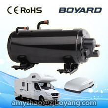 R407C BOYARD 50hz 220-240v Rotary ac compressor for Rail air conditioner cooling and heating system for metro and train in rail
