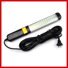 New Portable Magnetic LED Car Truck Inspection Maintenance/Repair Light Garage Industrial Working Flashlight Torch