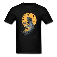 Cool Tees Shirt Male 100% Cotton Short Sleeve Pirate In The Hill Group Clothes Men Tshirt