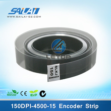 Best price!! 150 4.5M 1.5 raster inkjet printer encoder strip