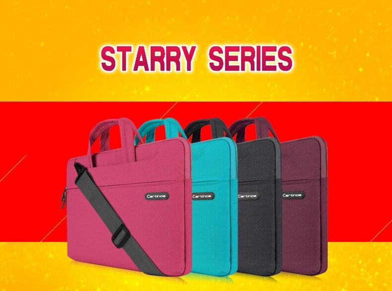 carlinoe Waterproof Notebook Laptop Messenger Bag For Macbook Air Pro Retina 15 inch Shoulder bag Casual Handbag Sleeve<br><br>Aliexpress