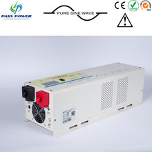 low frequency transformer 6000w ups inverter, pure sine wave inverter