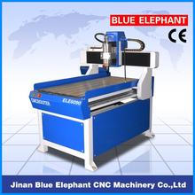 2.2KW spindle Mach3 With Vacuum Pump Engraving Machine,Dust Collector, Mini 3d CNC Router 6090