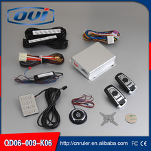 RFID Car alarm super engine start stop PKE keyless entry automatic lock / unlock central door locking security alarm