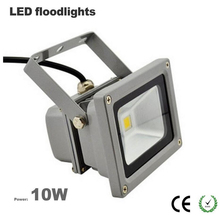 Free ship China factory Wholesale outdoor led flood light 10W IP65 waterproof 3 years warranty CE Rohs 100LM/W Epistar chip