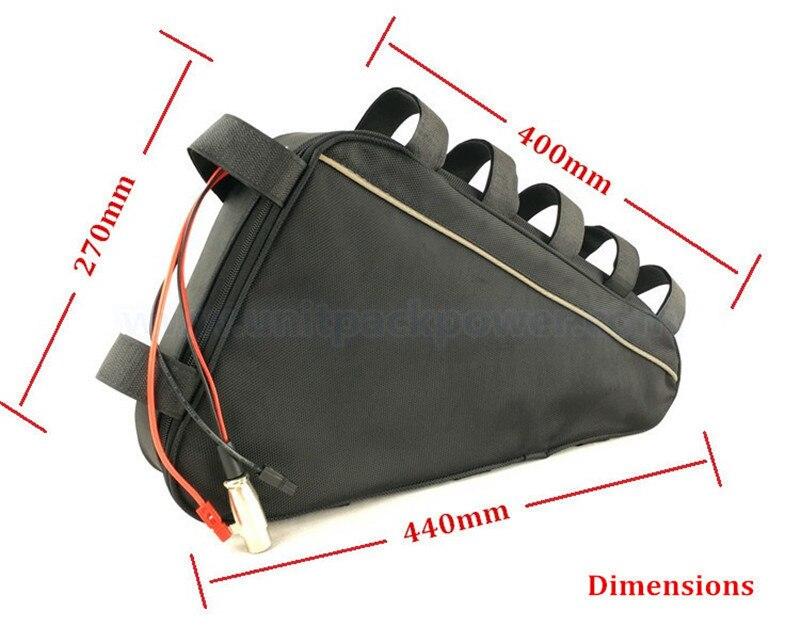 Triangle E-bike Battery