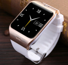 2016 newest Cheap price Bluetooth NFC watch phone with heart rate monitor GSM sim card wearable device wristwatch with camera