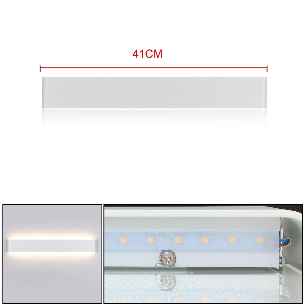 14W LED warm light modern minimalist living room bedroom hallway wall lamp bedside lamp mirror front lamps bathroom wall lamp<br><br>Aliexpress