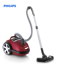Philips Performer Vacuum cleaner with bag with TriActive nozzle 2200W 500W suction power HEPA 13 washable filter FC9174/02
