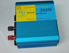 Pure Sine Wave Power Inverter 300W/600W DC 12v - AC  220V