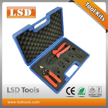 LY-05H-5A2 Crimping tool kit for crimp coaxial terminal ,ferramenta,BNC RG connectors(China)