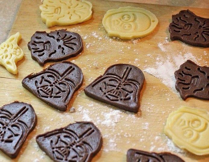 Старый для печенья