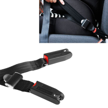 New Car child safety seat isofix/latch soft interface Connecting belt Fixing band(China)