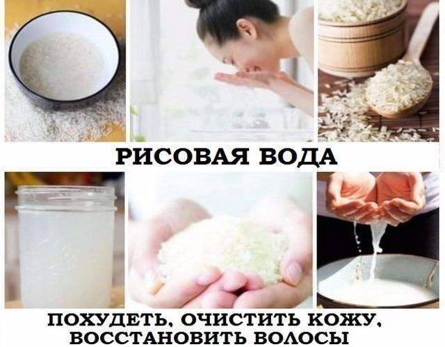 Как похудеть на рисе и воде