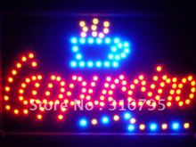 led118-r Cappuccino Coffee Cup Cafe Led Neon Sign Wholesale Dropshipping