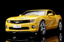 Diecast Car Model Chevrolet Camaro Bumble Bee 1:18 (Yellow) + SMALL GIFT!!!!!!!!!!
