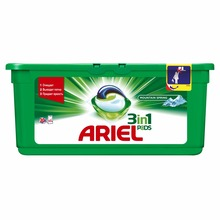 Washing Powder Capsules Ariel Capsules 3in1 Mountain Spring (30 Tablets) Laundry Powder For Washing Machine Laundry Detergent