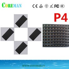 p4 64*32  16x32 rgb led matrix panel indoor smd2121 MBI led diplay screen p4 led video wall module p2p3p5p6