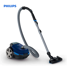 Philips Performer Compact Vacuum cleaner with bag 2000 W AirflowMax technology ExtraClean nozzle Parquet FC8387/01