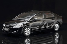 Diecast Car Model Honda Civic 8th Generation 1:18 (Black) + SMALL GIFT!!!!!!!!!!!!!