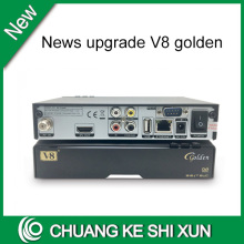 Newest Arrival Singapore Starhub Cable TV Set Top Box hd digital cable receiver V8 golden in stock