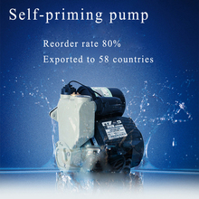 in line pump water booster pumpelectrical fire water pump in china use japanese imported bearing car wash water booster pump(China)