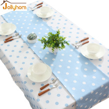 Europe Tablecloth Table flag Rectangular High-grade table cover cotton Machinery wash Custom size