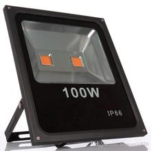 Full Spectrum Led Grow Light 100W Led Flood Light IP65 Waterproof for Green House Grow tent Grow(China)