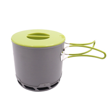 Heat Exchanger Pot Energy Camping Gathered Pot Outdoor Cookware BDS202