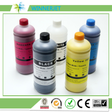 500ml!!!T-shirt printing,For Epson F2000 L800 1390 printer DTG  Printer Textile ink(BK C M Y WH WH)