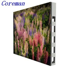 Coreman Ready to Ship P2.5 Led display cabinet indoor 192x192 1/32 scan video advertising led screen panel p2 p2.5 p3 p3.91 p4