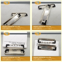 Factory direct good quality Aliexpress hot sale folders nickel plating office binder clip binder mechanism files classification